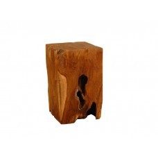 Square Lamp Stand / Stool