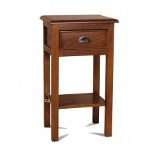 One Drawer Telephone Table