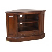 Corner TV Unit - SIngle Drawer