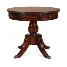 Round Drum Table