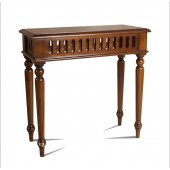 Console Table - Fluted Leg