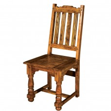 Mindoro Slatted back dining chair