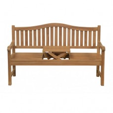 Teak Garden Bench - Argyle in Natural Teak