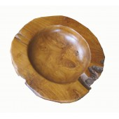 Teak Fruit Bowl - Small
