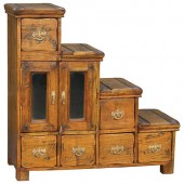 CD Cabinet, 6 Drawer, 2 Door