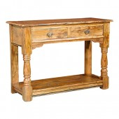 Console Table, 2 Drawers