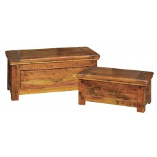 Blanket Box  Set of Two